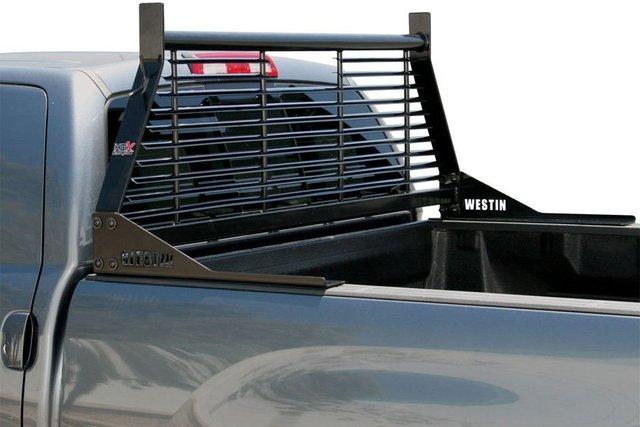 2007-2019 HEADACHE Rack BY WESTIN - Toyota (57-8025)