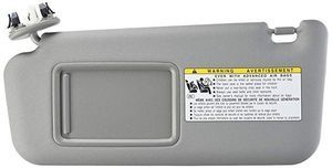 Visor Assembly Left-Hand - Toyota (74320-33E80-B0)