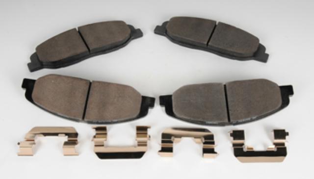 Brake Pads - GM (22825195)