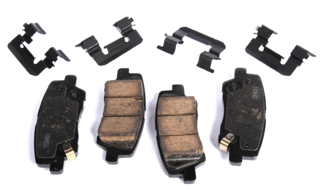 Brake Pads - GM (84252357)