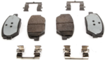 Brake Pads - GM (84259368)