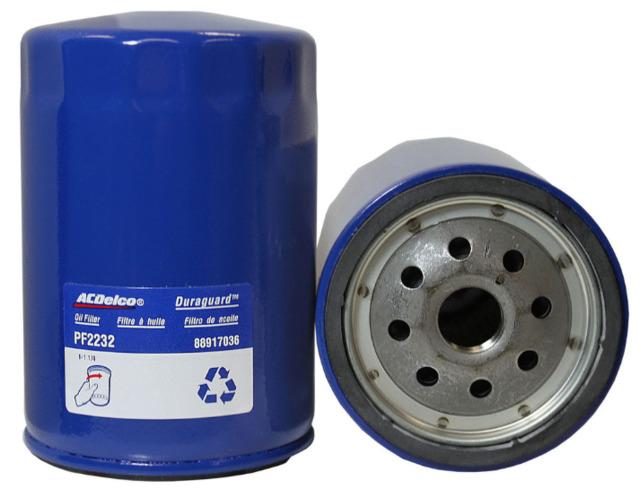 Engine Oil Filter - GM (19385578)