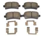 Brake Pads - GM (84144898)