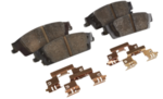 Brake Pads - GM (84176464)
