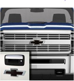 84364614 General Motors EMBLEM PKG