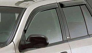 Air Deflector, Side Windows - GM (12498064)