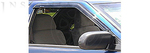 Air Deflectors, Front Windows - GM (12344726)