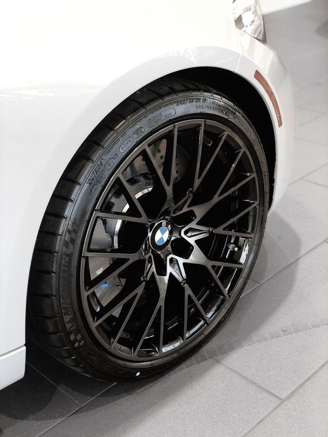 BMW 19 Y-SPOKE 788M JET BLACK TRANSHADOW - REAR RIM - BMW (36-10-8-093-988)