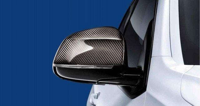 BMW M PERFORMANCE CARBON FIBER MIRROR CAP - RIGHT - BMW (51-16-2-337-580)
