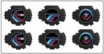 BMW LED DOOR PROJECTORS HOUSING - BMW/M 68MM - BMW (63-31-2-468-386)