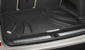 BMW FITTED LUGGAGE COMPARTMENT ALL WEATHER MAT - BMW (51-47-2-286-007)