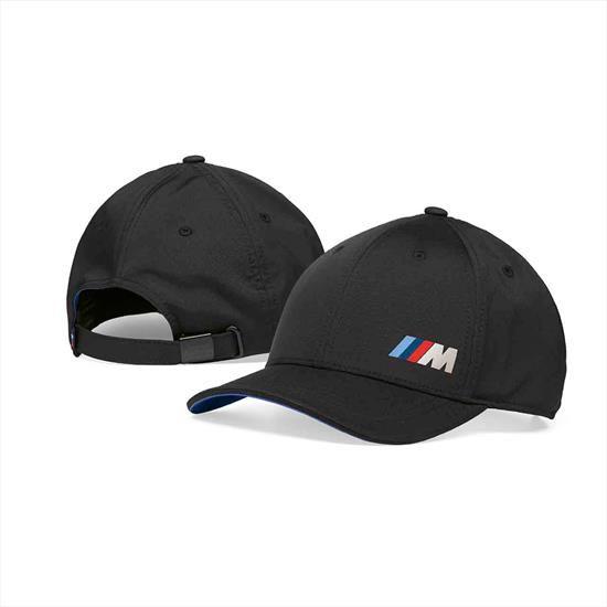 BMW M LOGO CAP - BLACK - BMW (80-16-2-454-739)