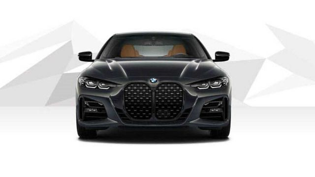 BMW M PERFORMANCE HIGH GLOSS BLACK FRONT GRILLE - BMW (51-13-8-078-549)