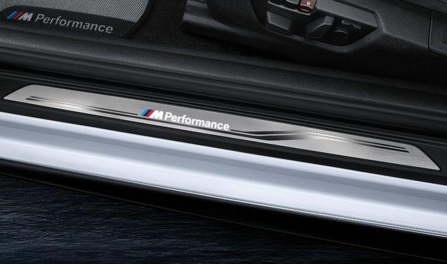 BMW M PERFORMANCE ILLUMINATED DOOR SILLS - BMW (51-47-2-361-166)