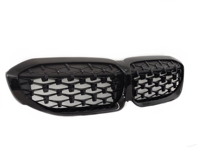 BMW M PERFORMANCE HIGH-GLOSS BLACK GRILLE - BMW (51-13-9-448-474)