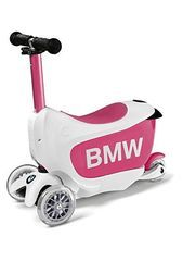 BMW KIDS SCOOTER - WHITE/RASBERRY - BMW (80-93-2-450-902)