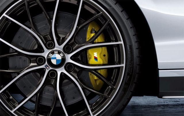 BMW M PERFORMANCE BRAKE SYSTEM - YELLOW - BMW (34-11-2-450-469)