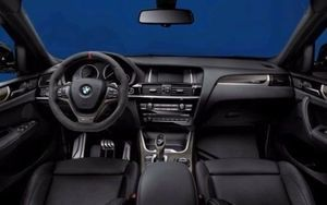 BMW M PERFORMANCE CARBON FIBER AND ALCANTARA INTERIOR TRIM - BMW (51-95-2-358-300)