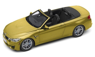 BMW M4 (F83) CONVERTIBLE - AUSTIN YELLOW - BMW (80-43-2-339-611)