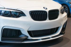 BMW M PERFORMANCE BLACK KIDNEY GRILLE - RIGHT - BMW (51-71-2-336-816)