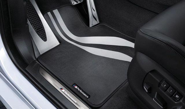BMW M PERFORMANCE FLOOR MATS - FRONT - BMW (51-47-2-353-381)