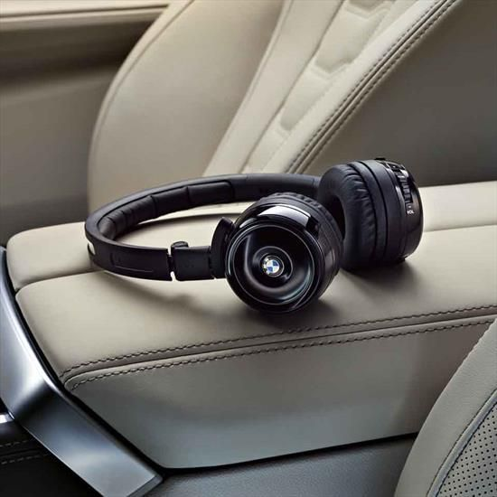 BMW DIGITAL WIRELESS HEADPHONES - BMW (65-12-2-457-224)