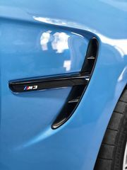 BMW M PERFORMANCE BLACK TRIM GILL - RIGHT - BMW (51-71-2-356-980)