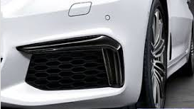 BMW M PERFORMANCE FRONT TRIM IN BLACK - LEFT - BMW (51-11-8-064-979)