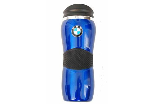 BMW GRIPPER TRAVEL MUG - BLUE - BMW (80-90-0-439-611)