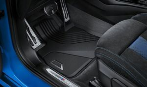 BMW ALL-WEATHER FLOOR MATS - FRONT - BMW (51-47-2-469-121)