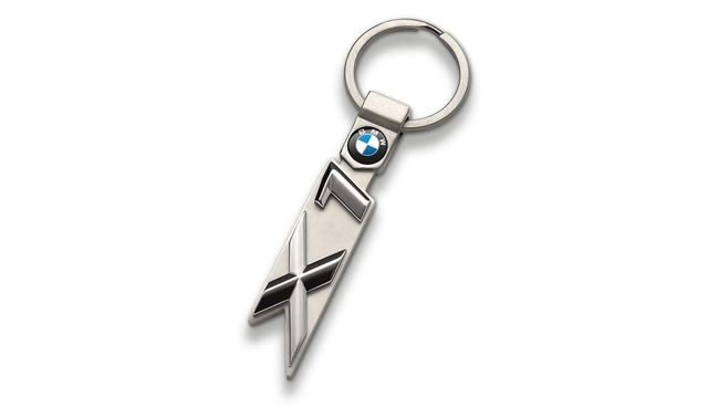 BMW MODEL-SPECIFIC KEY RING PENDANTS - X1 - BMW (80-27-2-454-656)