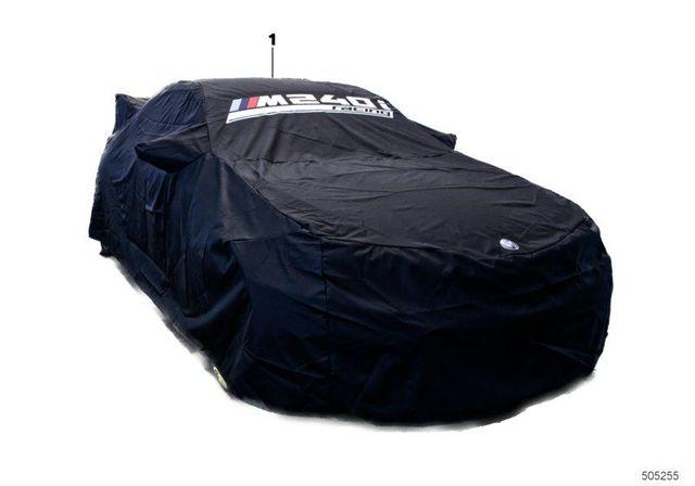BMW M PERFORMANCE MOTORSPORT CAR COVER - BMW (82-15-8-417-362)