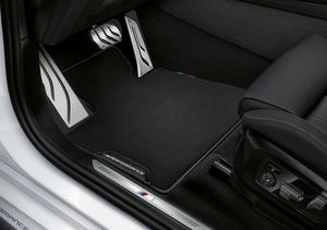 BMW M PERFORMANCE FLOOR MATS SET - BMW (51-47-2-450-777)