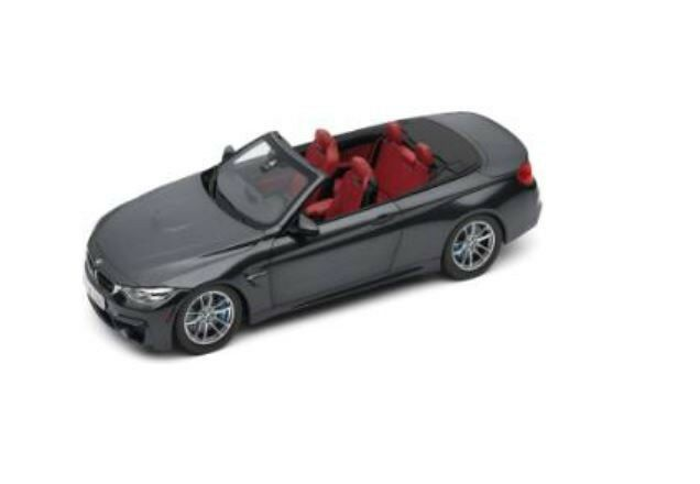 BMW M4 CONVERTIBLE F83 - MINERAL GRAY - BMW (80-43-2-339-610)