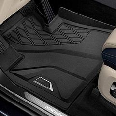 BMW OEM ALL WEATHER FLOOR LINERS - FRONT - BMW (51-47-2-458-559)