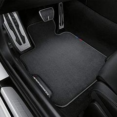 BMW M PERFORMANCE FLOOR MATS - BMW (51-47-2-467-903)