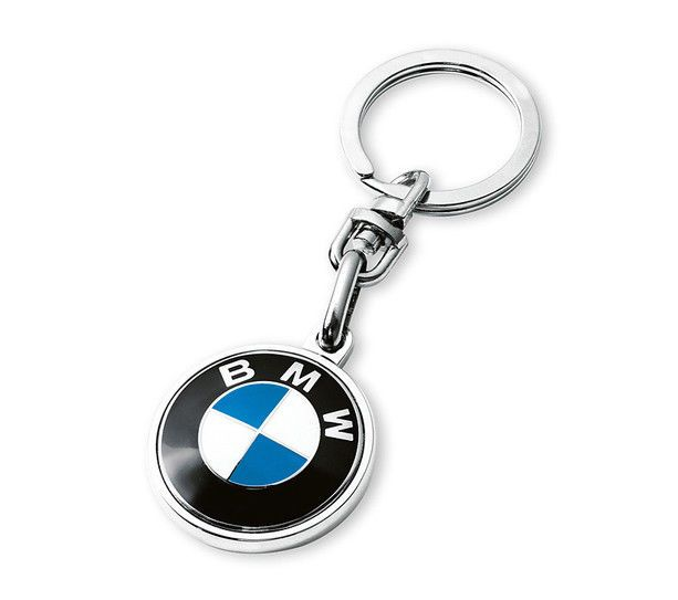 BMW KEY CHAIN ROUNDEL LOGO - BMW (80-27-2-454-773)
