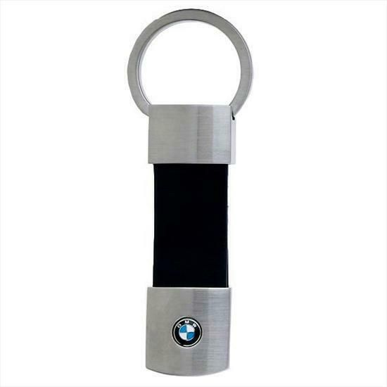 BMW LEATHER PULL KEY RING - BMW (80-23-0-395-068)