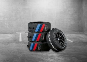 BMW M PERFORMANCE TIRE BAGS - BMW (36-13-2-461-758)