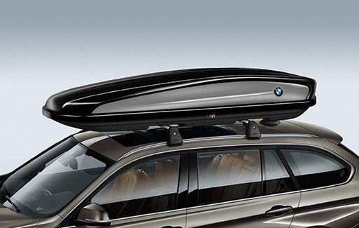 BMW ROOF BOX 420 - BLACK - BMW (82-73-2-406-460)