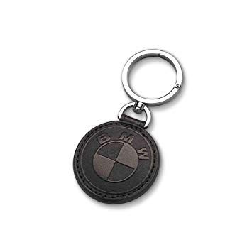 BMW LEATHER KEY RING - BMW (80-27-2-454-673)