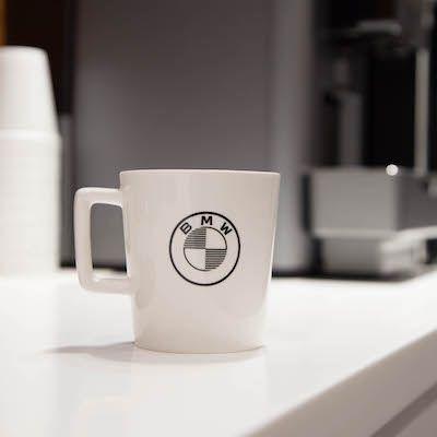 BMW CUP WITH LOGO - BMW (80-23-2-466-202)