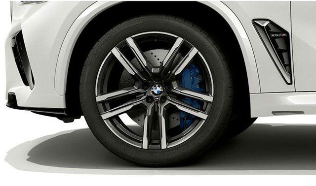 "BMW OEM 21"" WINTER FRONT WHEEL & TIRE - 808M - BMW (36-11-2-471-521)"