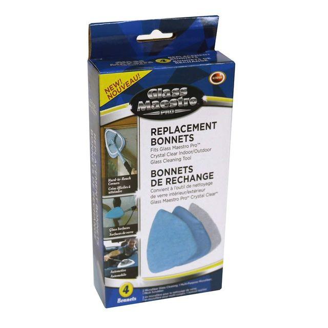 WINDSCREEN CLEANER REPLACEMENT BONNET SET - BMW (83-19-2-450-380)