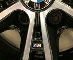 BMW OEM RIM M BADGE STICKER - BMW (36-11-2-228-660)