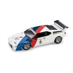 BMW MINIATURE M1 HERITAGE RACING WHITE MOTORSPORT 1:18 - BMW (80-43-2-454-788)