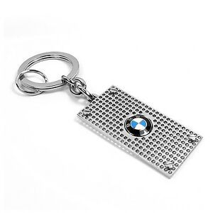 BMW PERFORATED KEY RING - BMW (80-23-2-149-937)