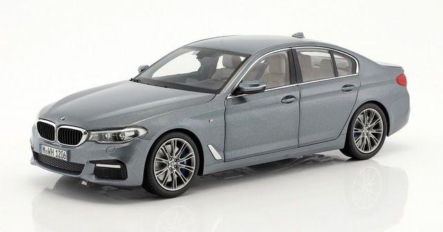 BMW MINIATURE BMW 5 SERIES SOPHISTO GREY (G30) - BMW (80-43-2-413-789)