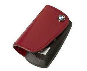 BMW LEATHER KEY CASE - RED - BMW (80-23-2-336-959)