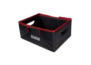 BMW COLLAPSIBLE BOX - BLACK/RED - BMW (51-47-2-303-797)